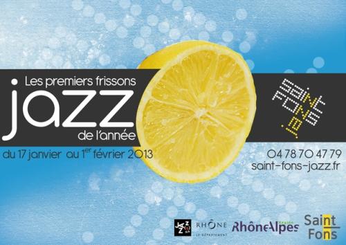 Saint-Fons Jazz Festival 2013